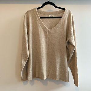 Vineyard Vines Cashmere V-Neck Sweater